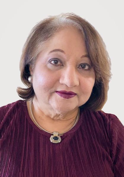 Nurse Commander – Aruna Vadgama, California