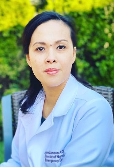 Nurse Commander – Janine Duran Llamzon, New Jersey