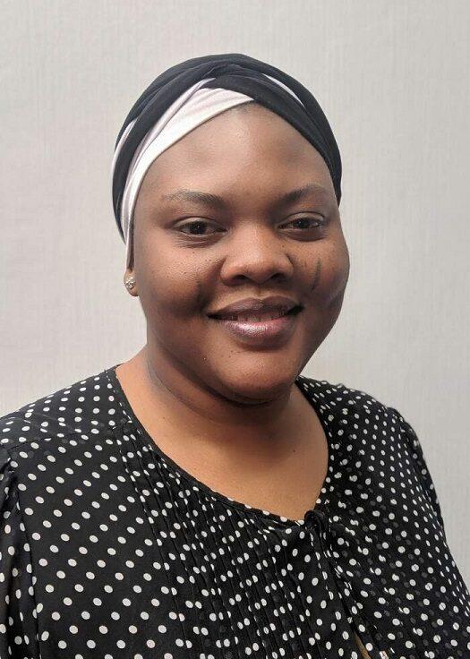 Nurse Commander – Morufat Tajudeen, New Jersey